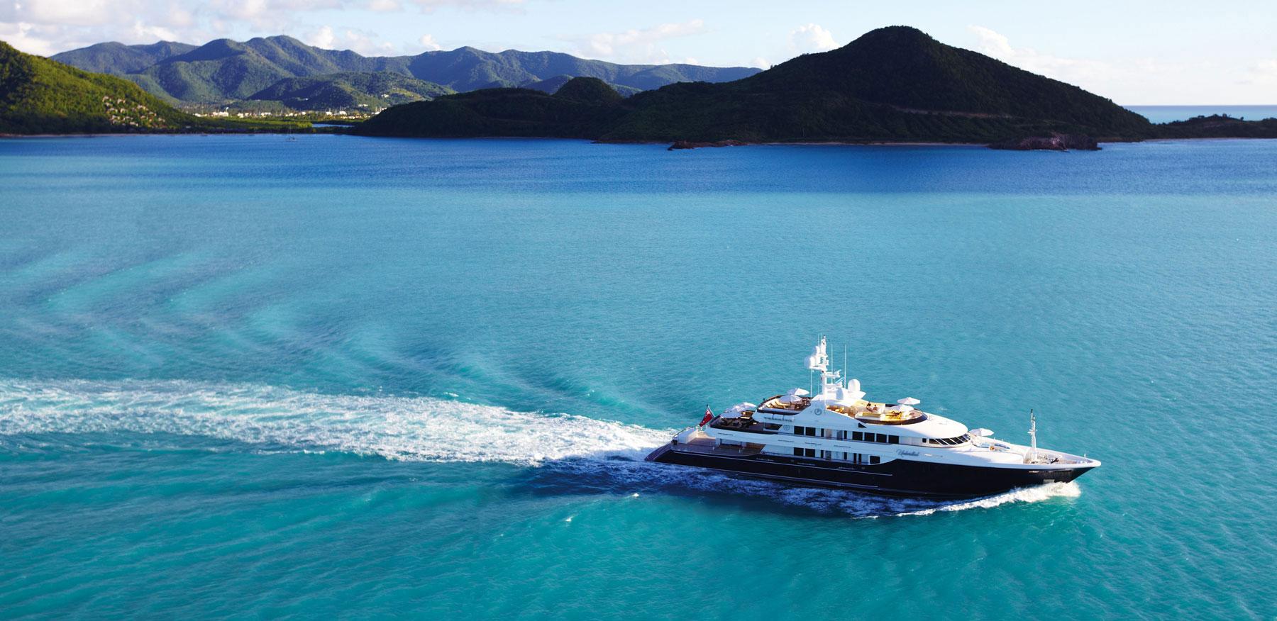 яхт туризм