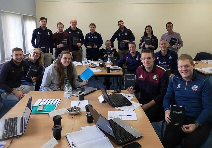England And Wales Cricket Board Ecb Introtweet
